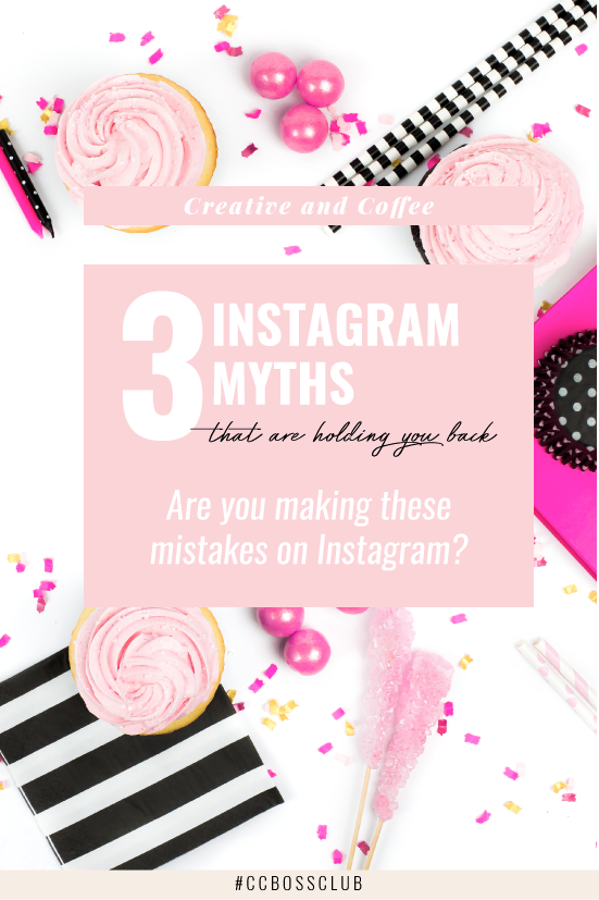 3 Instagram Myths that could be holding you back from taking advantage of the platform with one of the best rates of engagement on social media