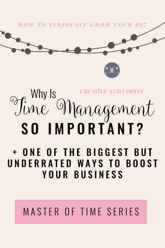 Why time management is important for bloggers. How to use your time more efficiently to achieve better results for your blog