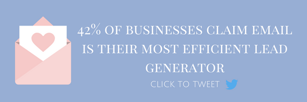 Email Is The Biggest Leads Generator