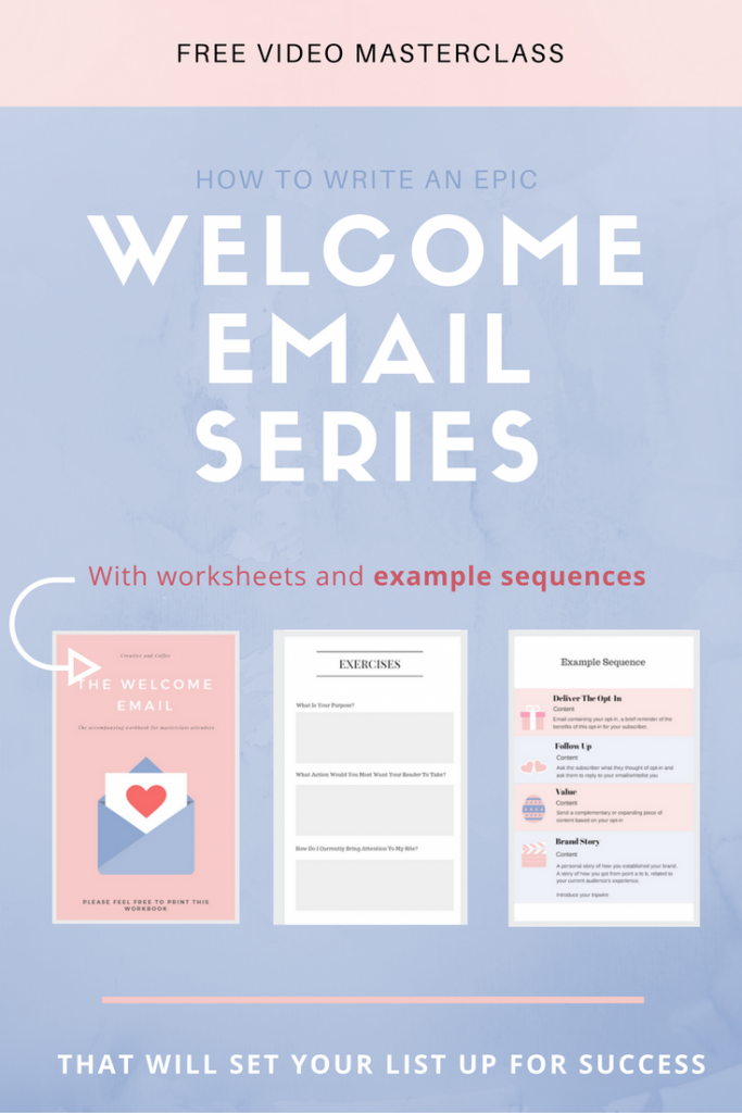 How To Write An Epic Welcome Series That Your Subscribers Will Love