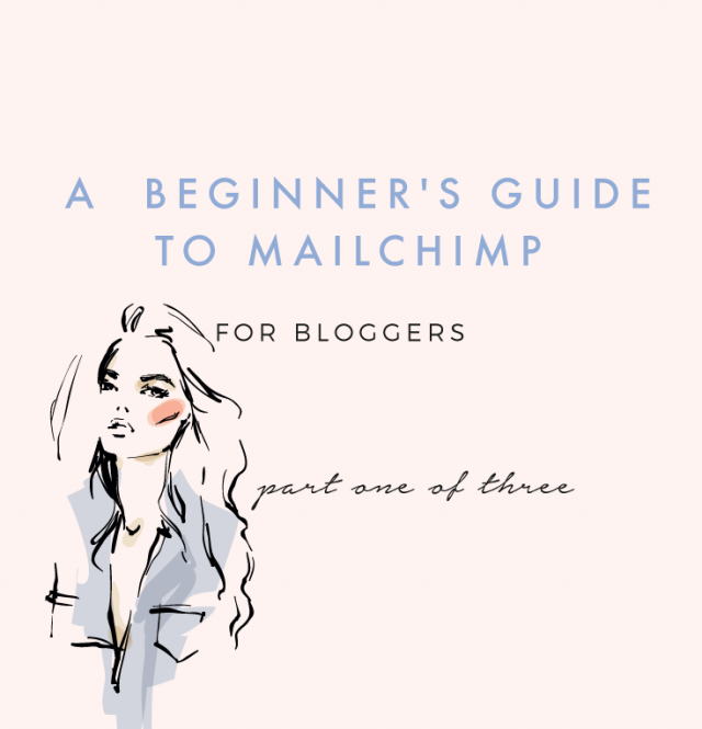 MailChimp For Beginner Bloggers Part One