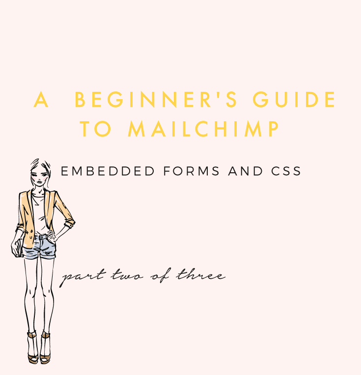 How To Use MailChimp For Bloggers