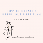 How To Write a Business Plan for Creatives