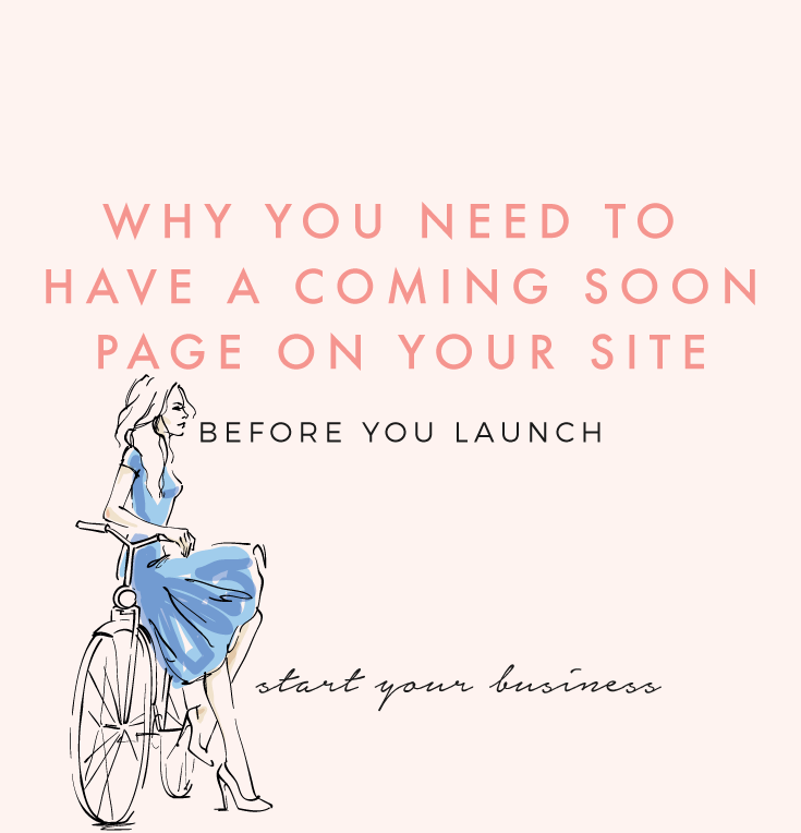 Why Should You Have a Coming Soon Page?
