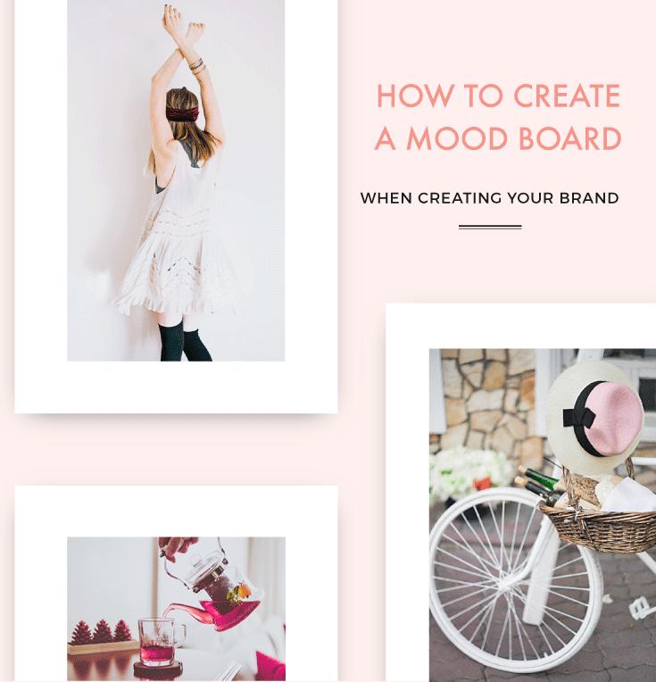 How To Create a Mood Board