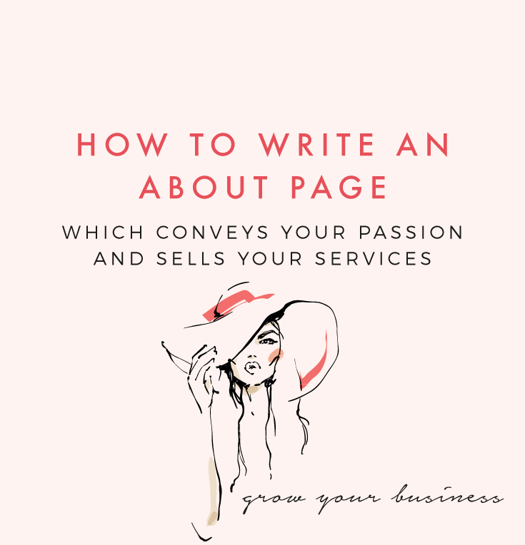 How To Write An About Page That Helps Your Business