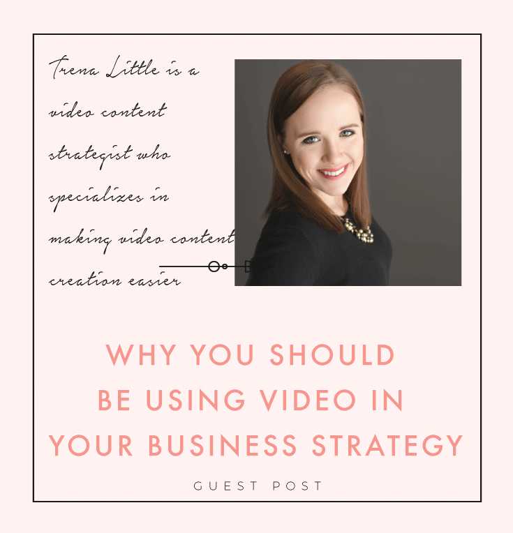 Why You Should Be Using Video In Your Business Strategy