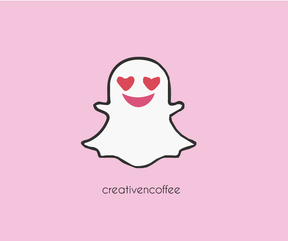 Creative and Coffee Snapchat Code
