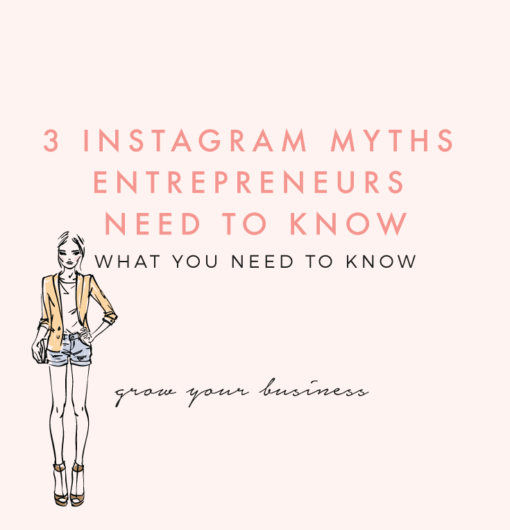 Three Instagram Myths You Need To Know