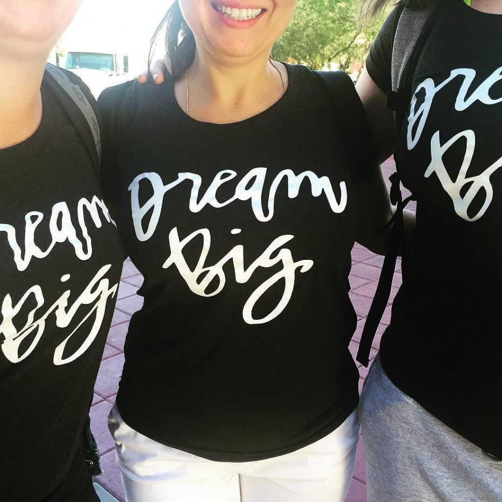 Dream big ladies the Savvy Experience