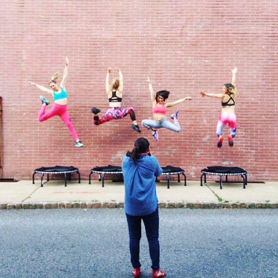 Jump for joy on Instagram
