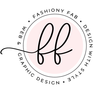 Instagram Interview: FashionyFab Logo