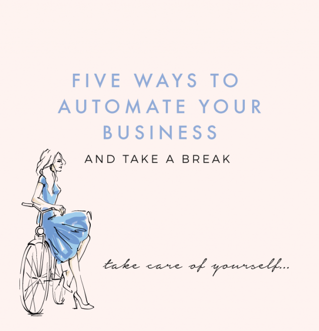 Five Ways To Automate Your Business