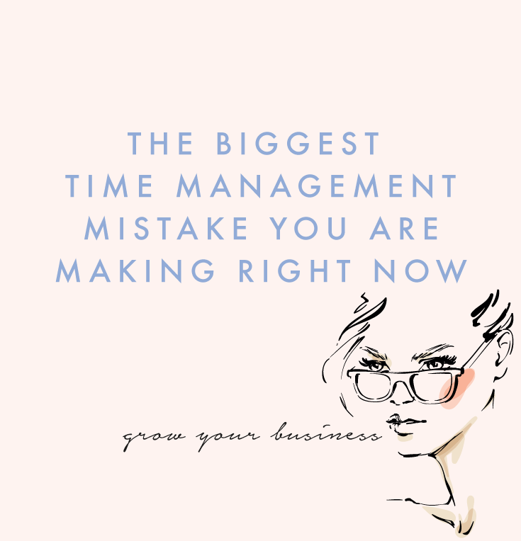 The Biggest Time Management Mistake You Are Making Right Now