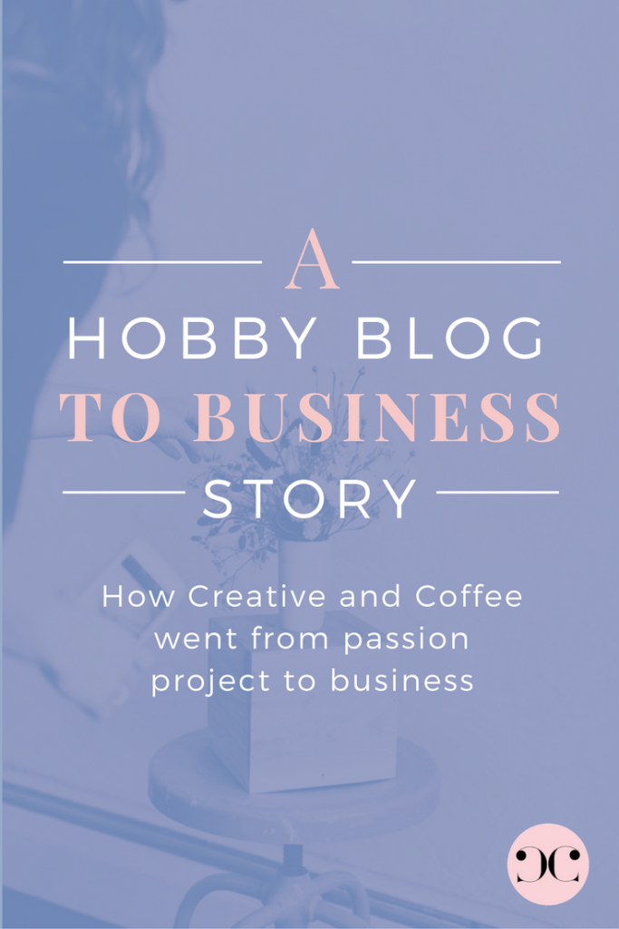 How Creative and Coffee went from hobby blog to business