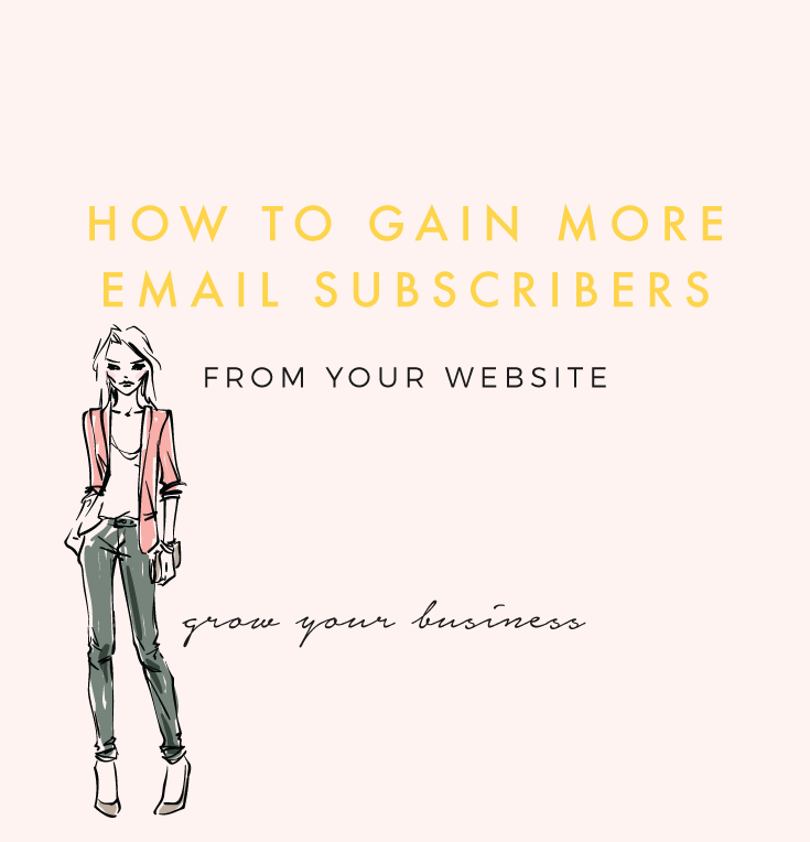 How To Gain More Email Subscribers