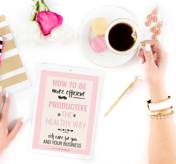 How To Be a More Productive and Effective Boss (The Healthy Way)