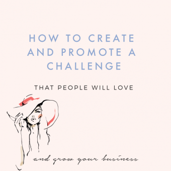 How to Create and Promote a Challenge