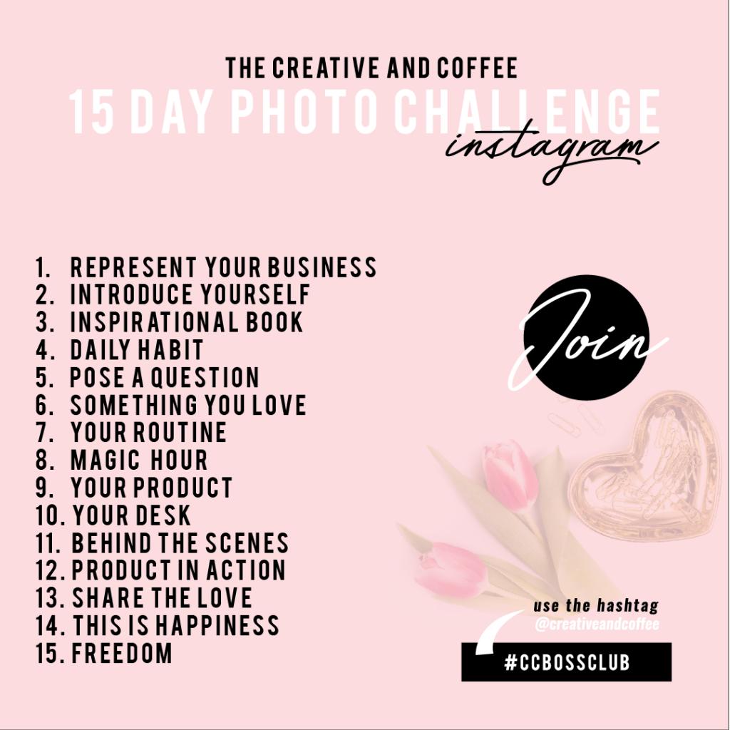 Instagram Challenge Prompts