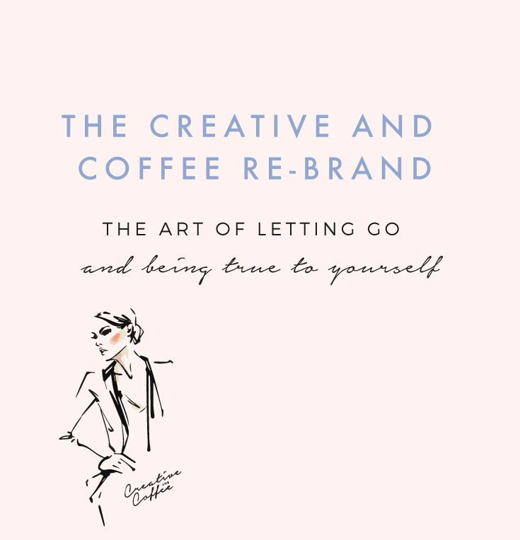 The Creative and Coffee Re-Brand