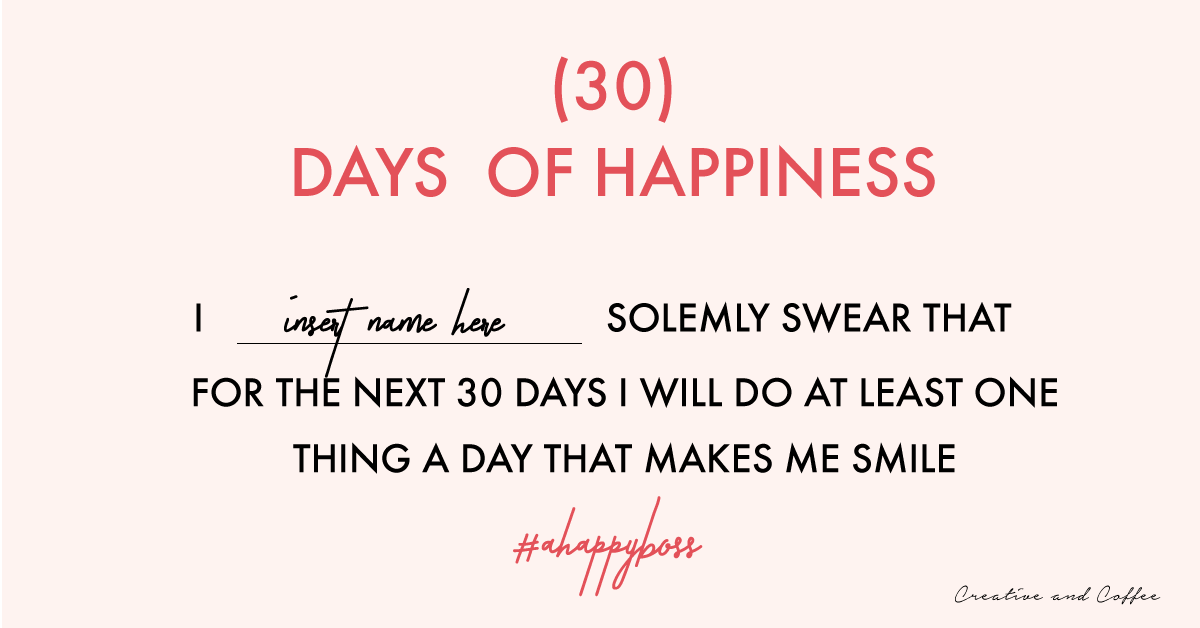 30-Days-of-Happiness