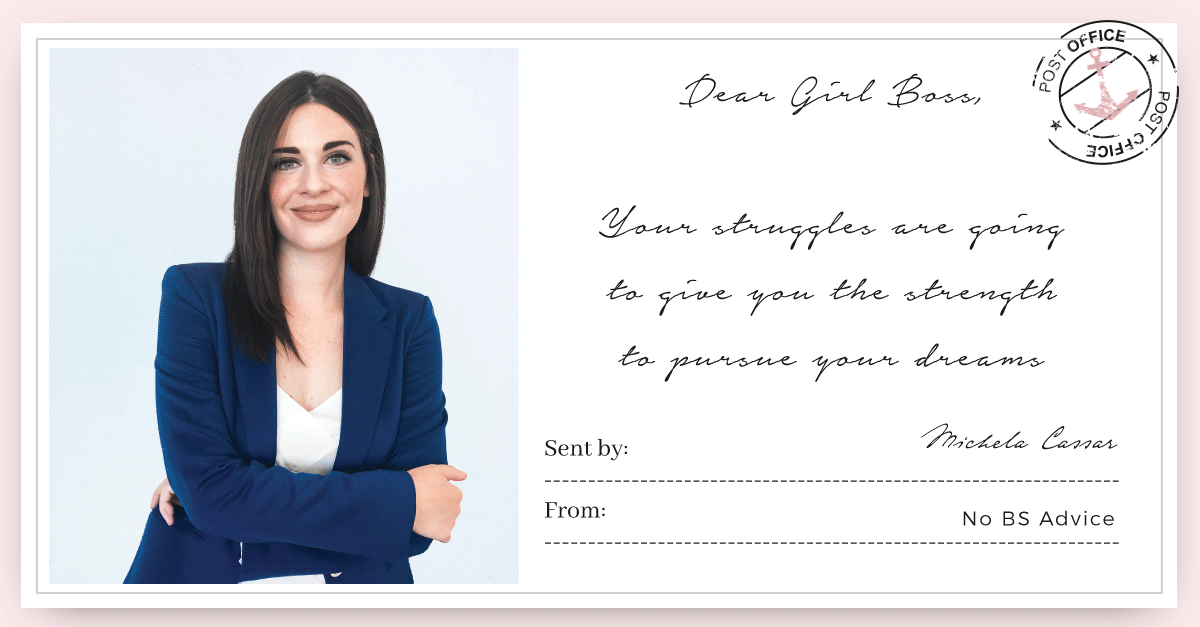 Letter-To-Girl-Boss-Social-Horizontal-8 | Creative and Coffee