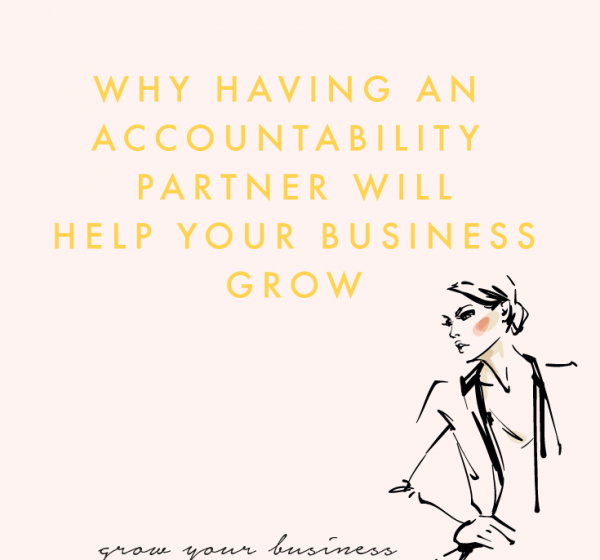 Why Having An Accountability Partner Will Help Your Business