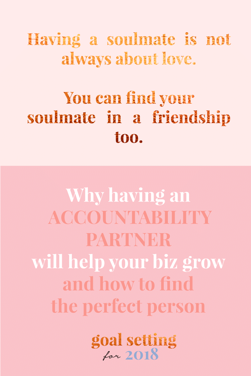 Why having an accountability partner will help your business grow