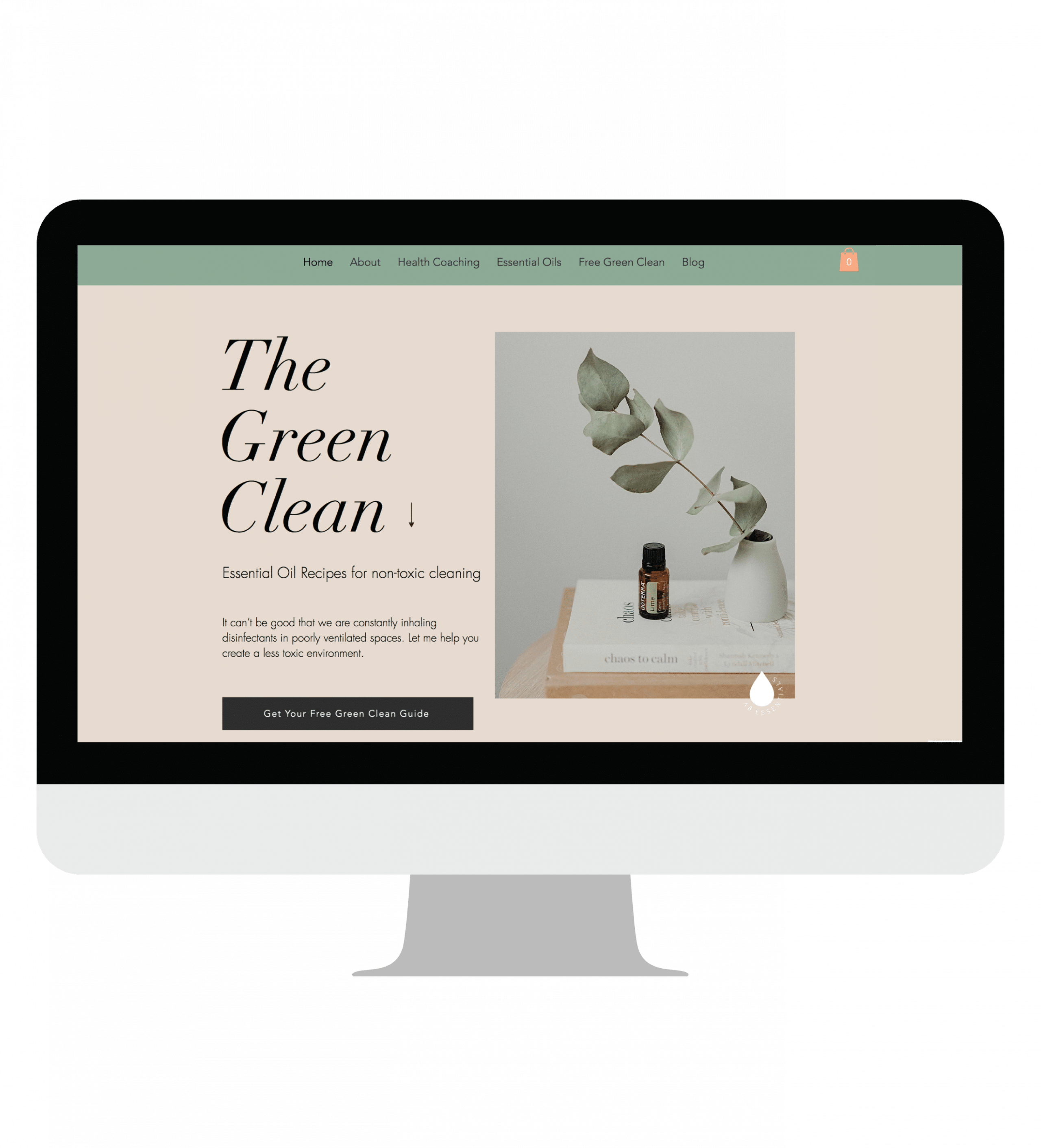 Honor & Me Website Design